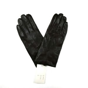 NWT Brown Leather Thinsulate Lined Gloves
